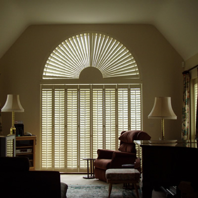 Bespoke shutters blackout