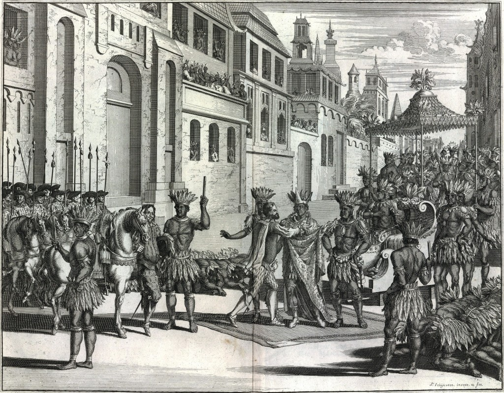 Spanish Colonisation of Mexico